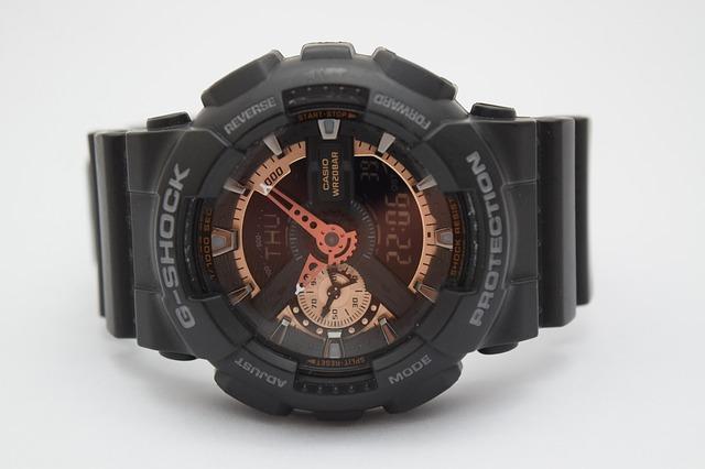 zegarek Casio męski